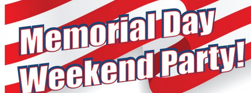 Ka' Tiki Memorial Day Weekend Party