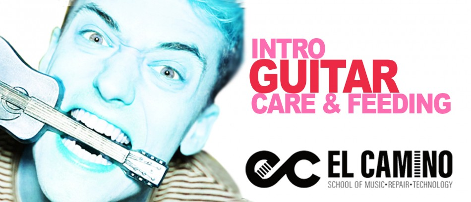 Introduction to Guitar/Bass: Care and Feeding (Course)