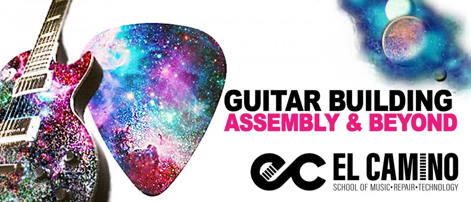 Guitar Building: Assembly and Beyond (Course)