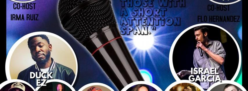 Flo Hernandez Comedy Showcase