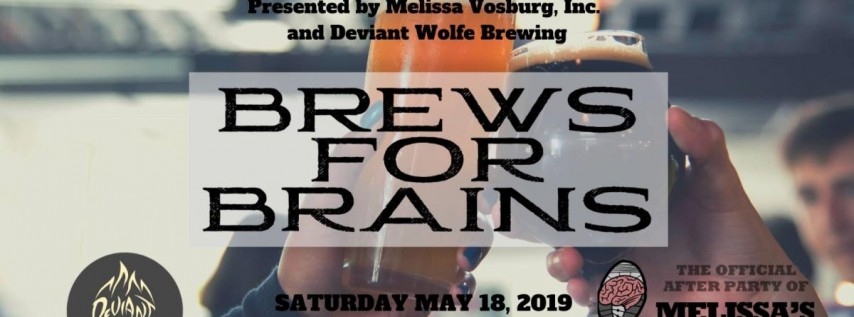 Brews For Brains - Street Festival to Battle Brain Cancer
