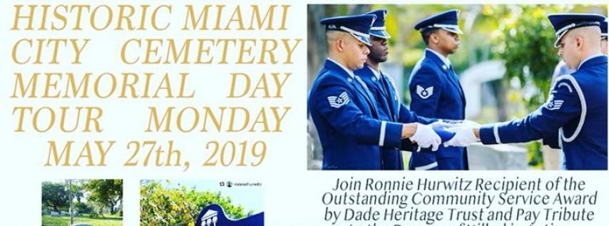 Historic Memorial Day Tour 2019