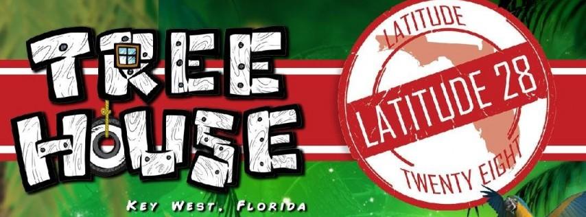 Latitude28 Band Live @ The Tree House