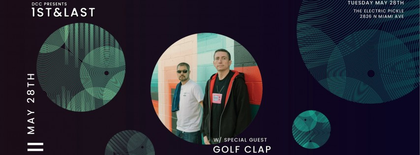 Golf Clap at The Electric Pickle