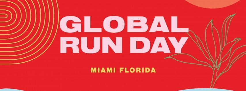 Global Run Day Miami