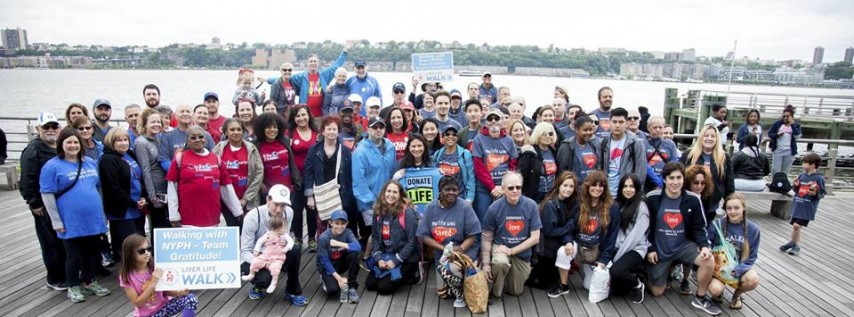 Liver Life Walk New York City 2019