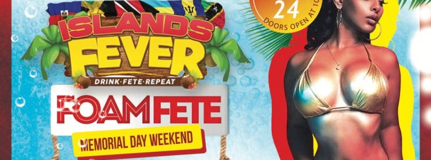 Islandsfever Free Drinks All Night May 24 Memorial Day Weekend