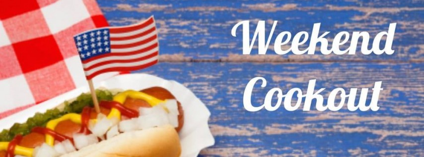 Memorial Day Weekend Cookout