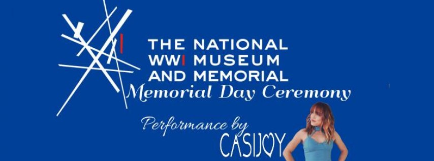 National WWI Museum Memorial Day Ceremony
