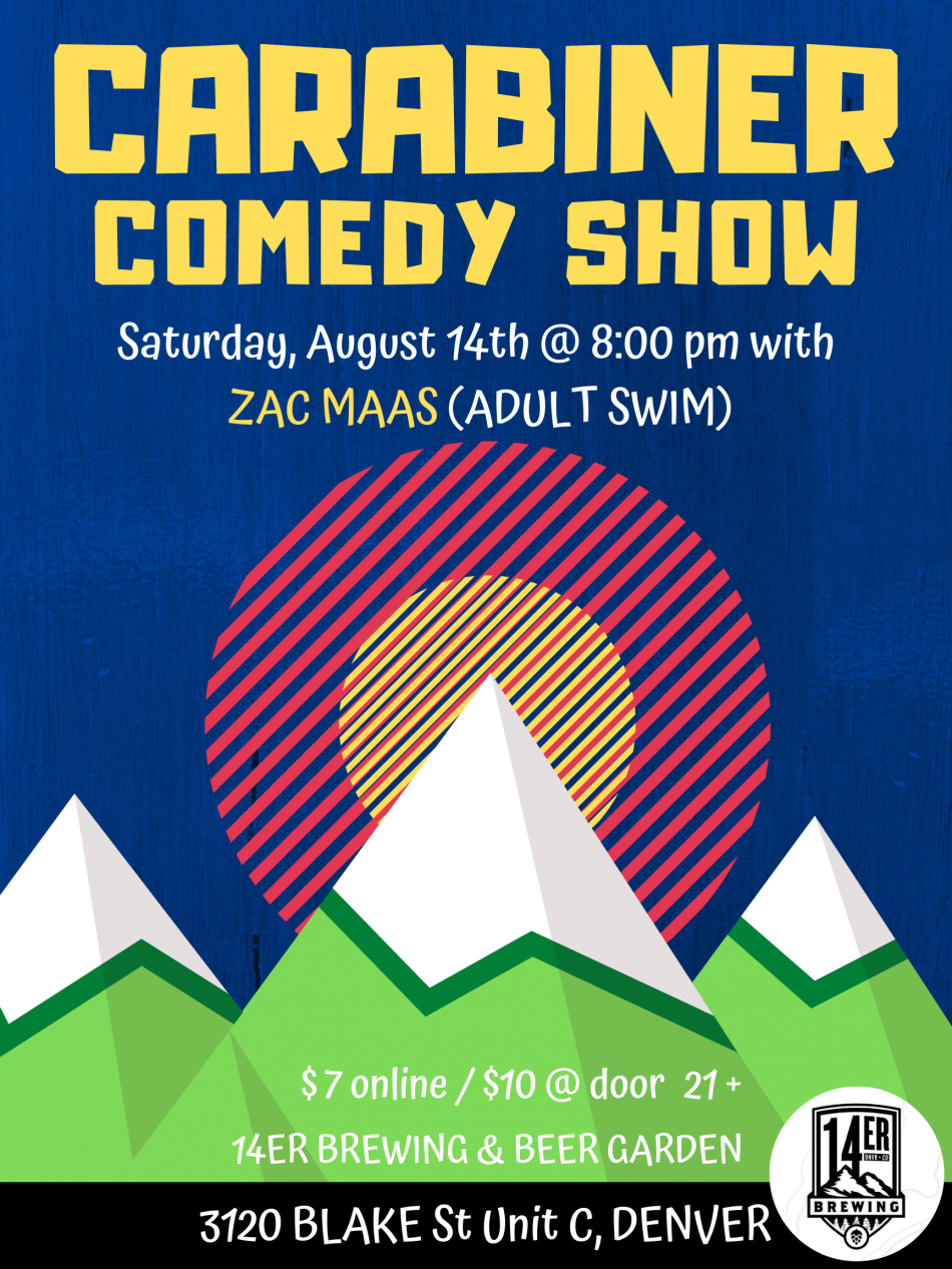Carabiner Comedy Show