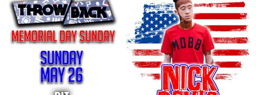Throwback KC | Memorial Day Sunday with Nick Davis