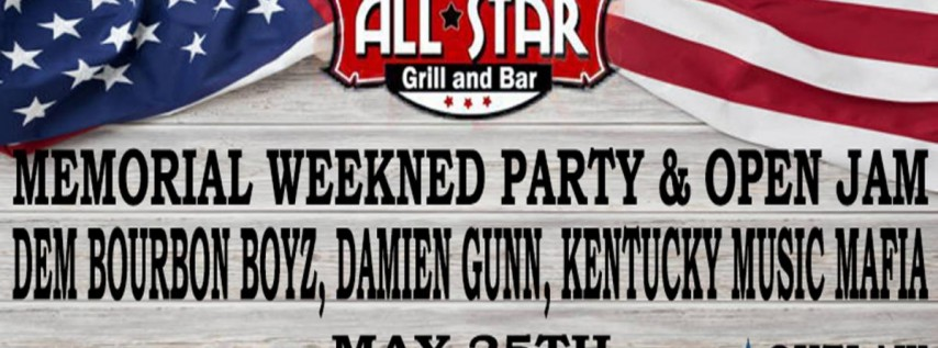 Outlaw Entertainment's - Memorial Weekend Party
