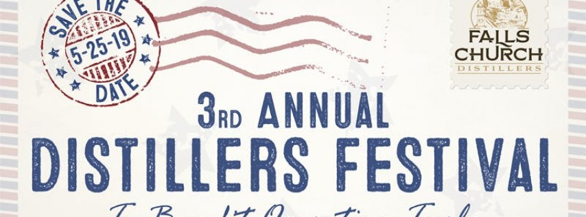 3rd Annual Distiller's Festival