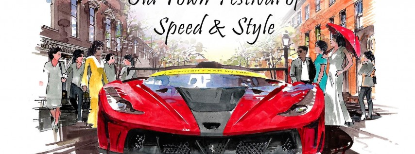Old Town Festival of Speed & Style | May 19 | 10am - 3pm | Cars & Fashion