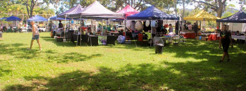October Maudsland Market
