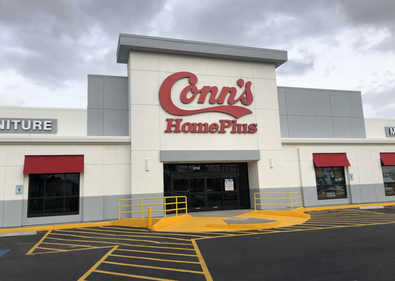 Conn's HomePlus Cortez Plaza Grand Opening