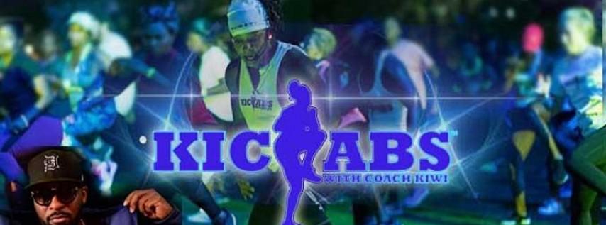 FITNESS AFTER DARK KICKABS with Coach Kiwi - Beacon Park Detroit