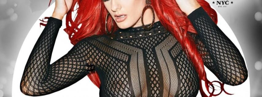 Justina Valentines' 'Favorite Vibe Tour'