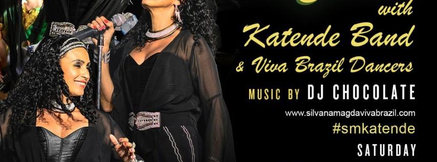 Silvana Magda w/ Katende Band & Viva Brazil Dancers w/ Special Guests ...