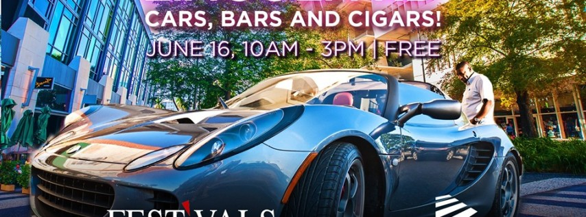 Father's Day Car Show on Lincoln Road