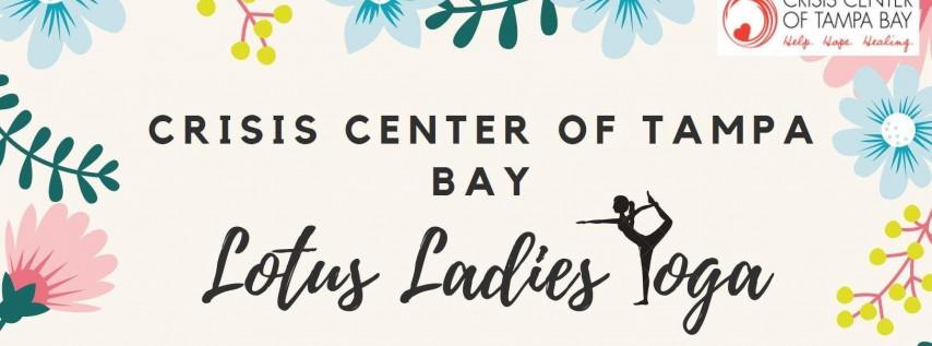 Lotus Ladies Yoga (For Trauma Survivors)