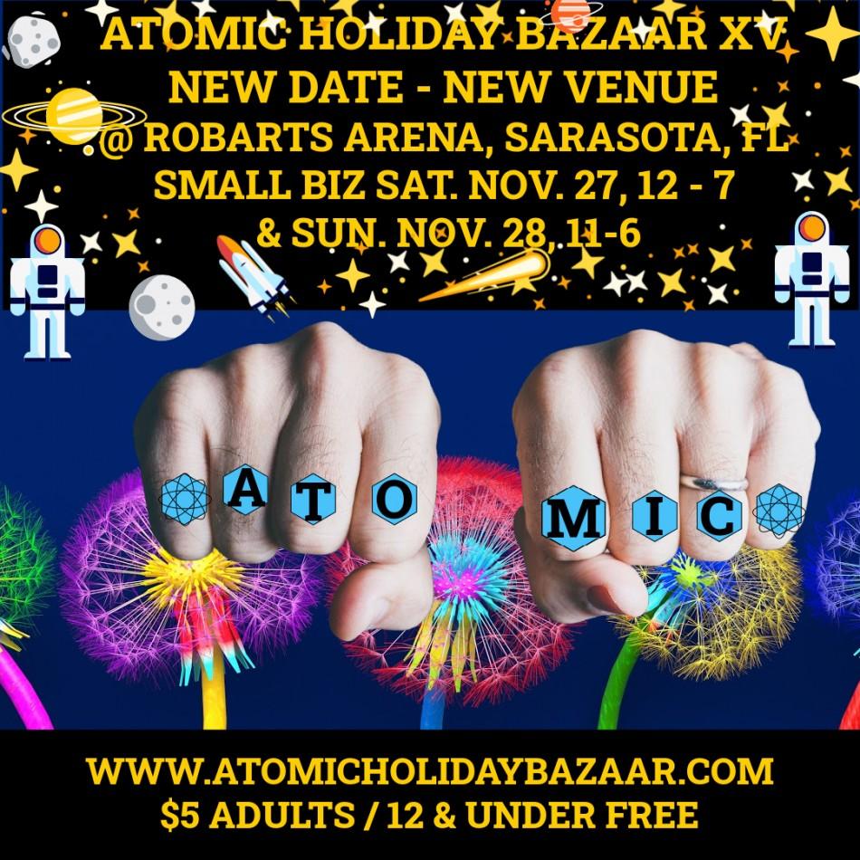 Atomic Holiday Bazaar