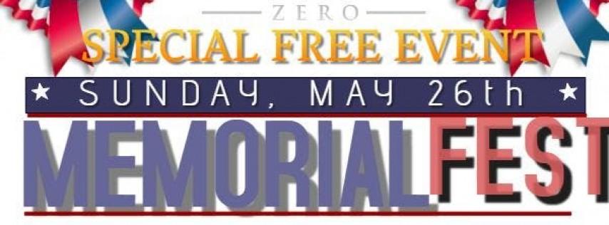 Mission Zero Memorial Fest