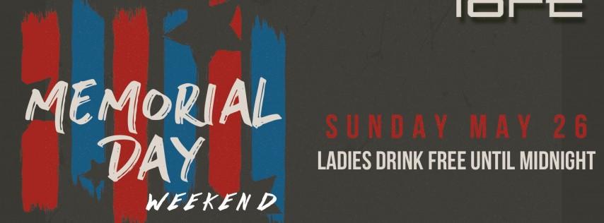 Memorial Day Weekend   Loft Sundays
