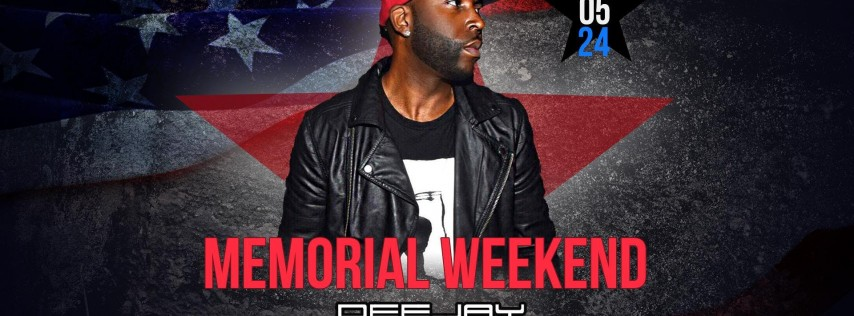 Memorial Weekend Kick off Party w/ DeeJay ER, Friday 5/24