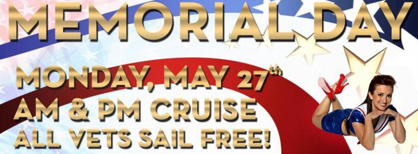 Memorial Day - Veterans Sail For Free On Memorial Day