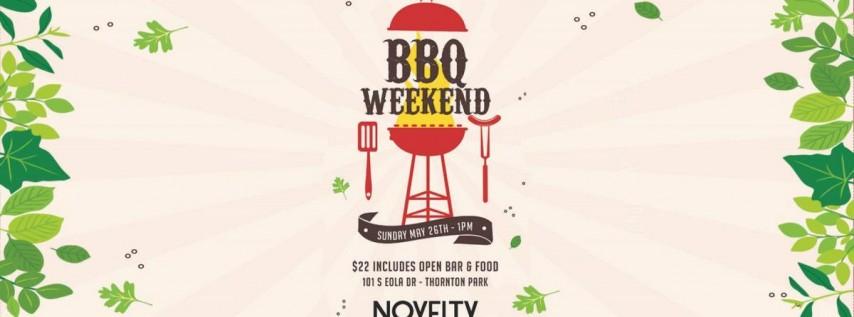 BBQ Weekend - Memorial Sunday