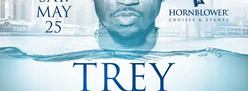 Trey Songz and Yandy Smith Memorial Weekend Yacht Party