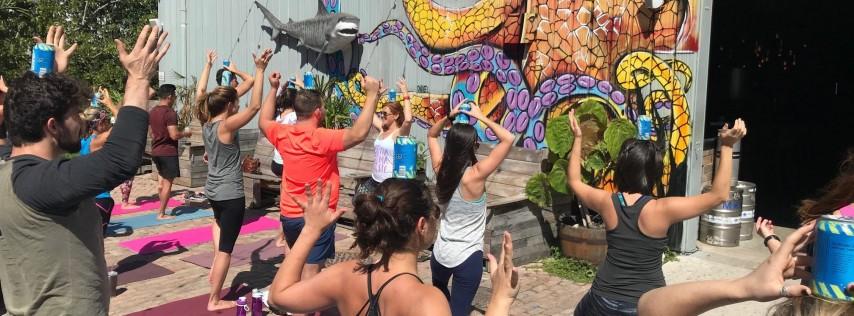 Ales & Asanas - Yoga at LauderAle Brewery May 26