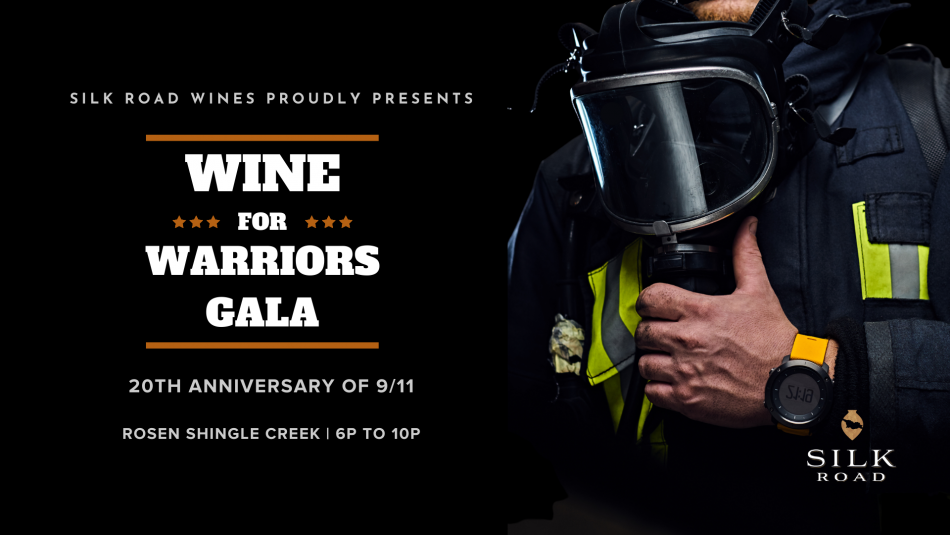 Wine for Warriors Gala