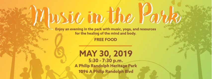 CLIMB Wellness Redefined: Music in the Park