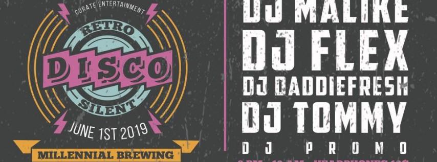 Retro Silent Disco : 70s, 80s and 90s