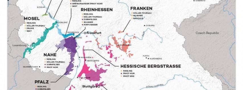 Wine Education 101: Germany