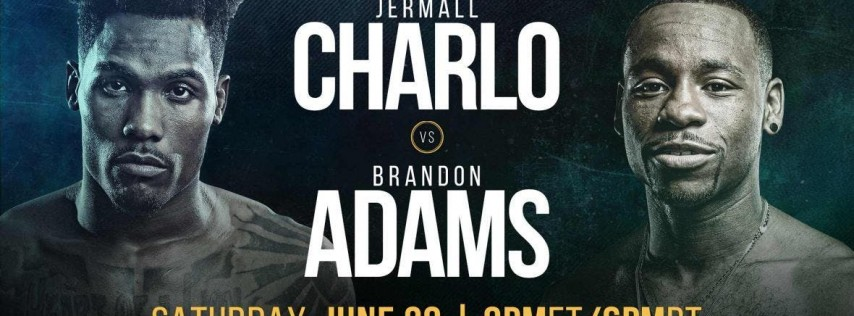 Charlo vs Adams New Orleans Watch Party
