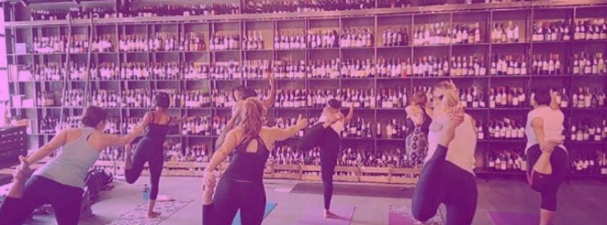 Align + Wine Yoga