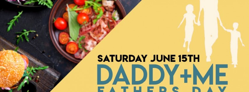 Daddy + Me Father's Day Lunch Soiree | Buffet, Music, Karaoke, Vendors + MORE!