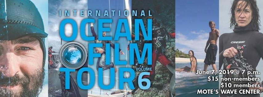 International Ocean Film Tour Volume 6