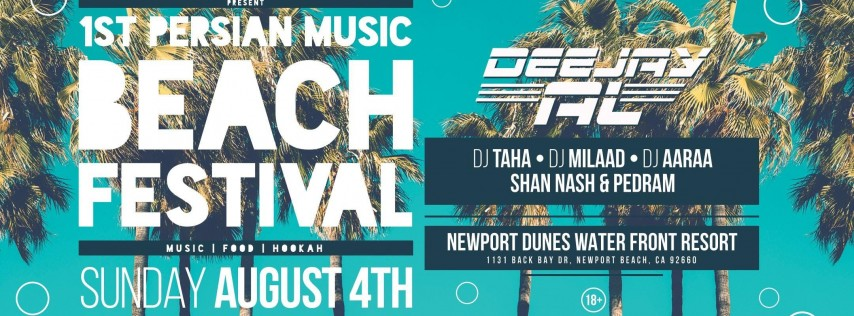 Persian Music Beach Festival