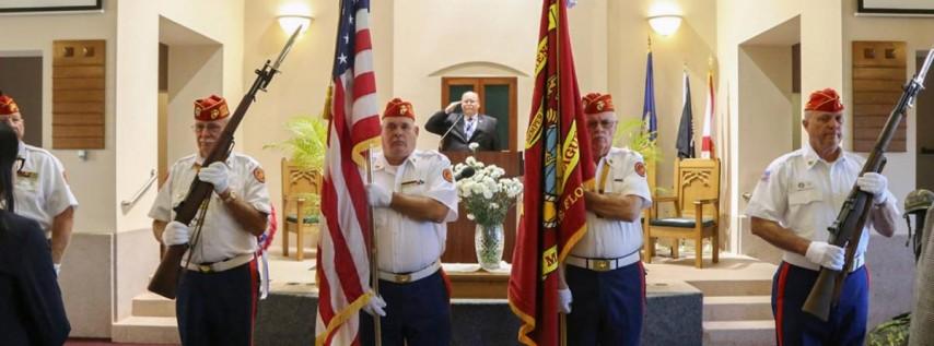 Memorial Day Chapel Service