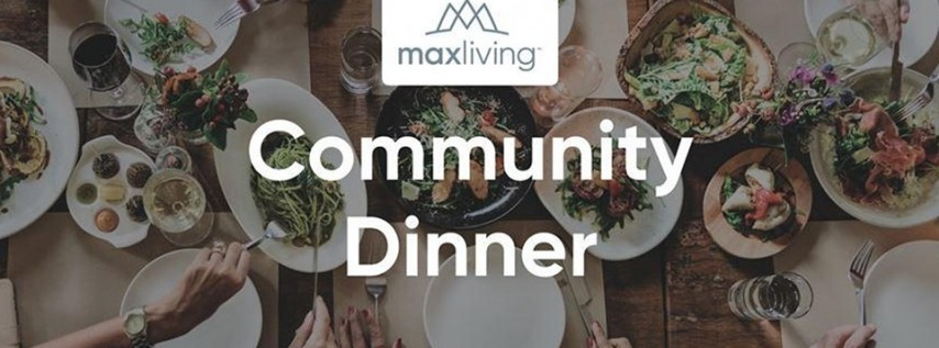 Community Dinner at CoreLife Eatry