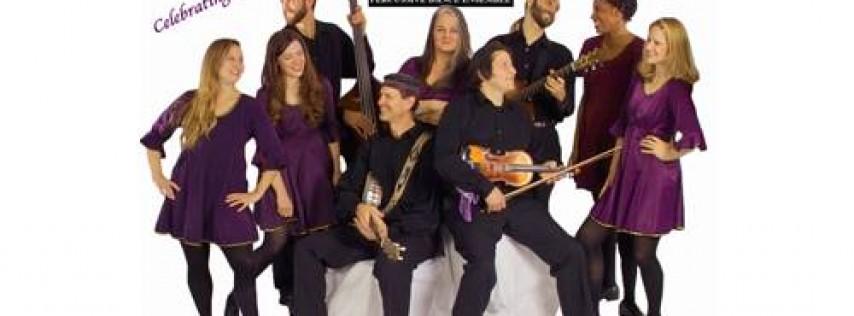 Footworks Percussive Dance Ensemble 40th Anniversary Concert