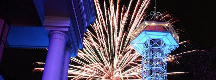 Memorial Day Weekend Fireworks at Elitch Gardens