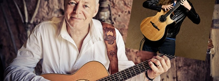 Rams Head Presents Tommy Emmanuel at Maryland Hall for the Creative Arts