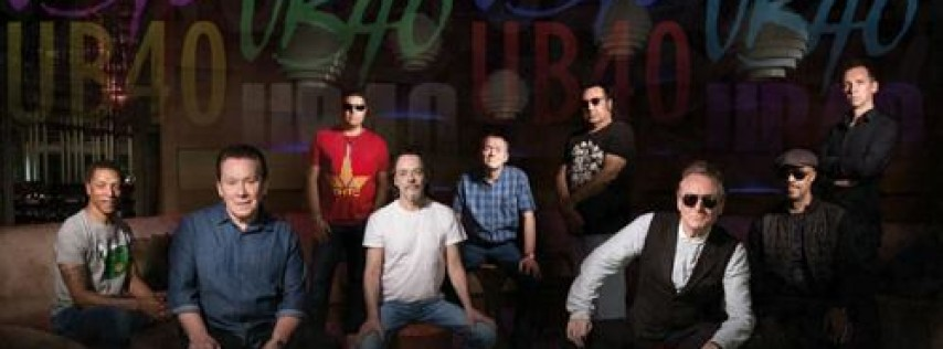 UB40 For the Many Tour