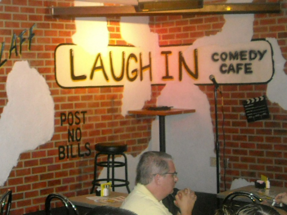 FREE Comedy club tickets