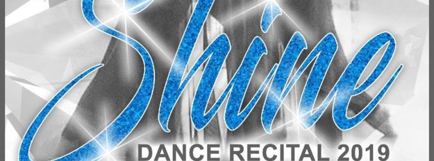 Shine Dance Recital